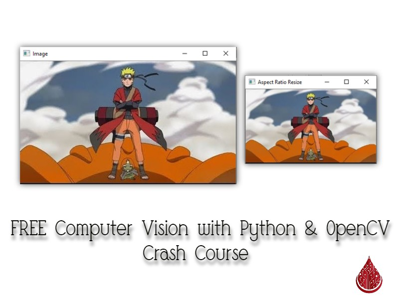 Computer Vision Crash Course with OpenCV & Python