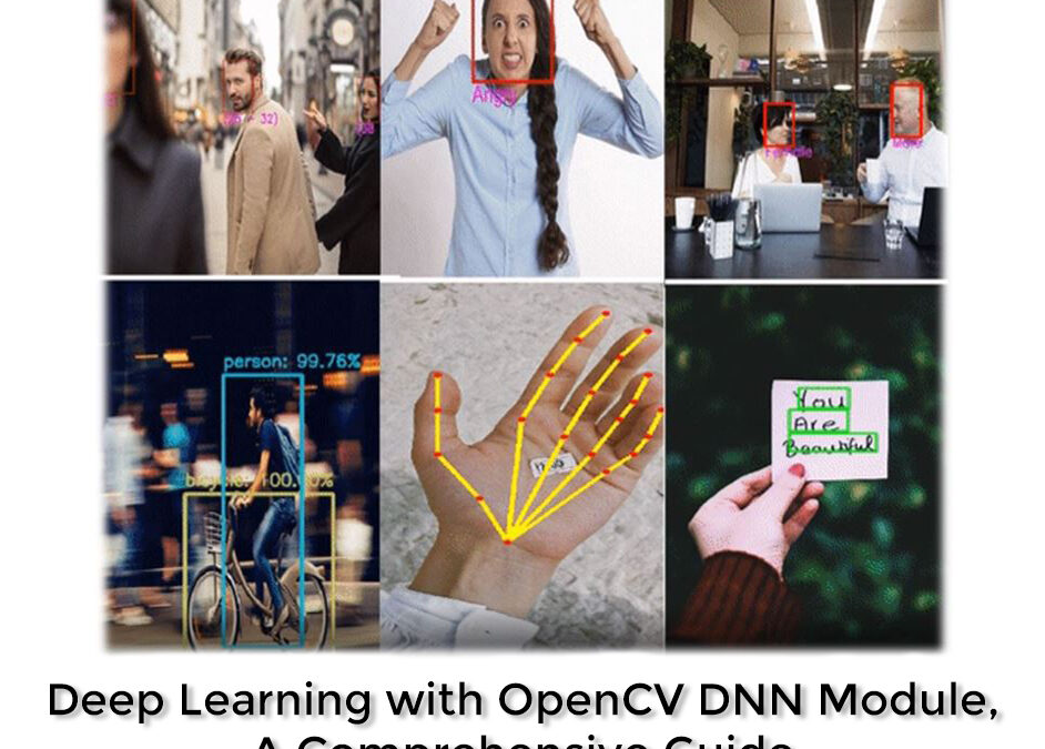 Deep Learning with OpenCV DNN Module, A Comprehensive Guide