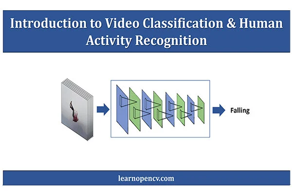 (LearnOpenCV) Introduction to Video Classification and Human Activity Recognition