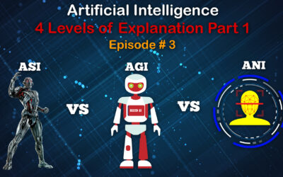 Artificial Intelligence: 4 Levels of Explanation Part 1 (Episode 3 | CVFE)