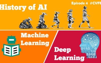 History of AI, Rise Of Machine Learning and Deep Learning | Artificial Intelligence Part 2/4 (Episode 4 | CVFE)